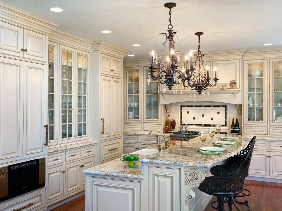 kitchen lighting style