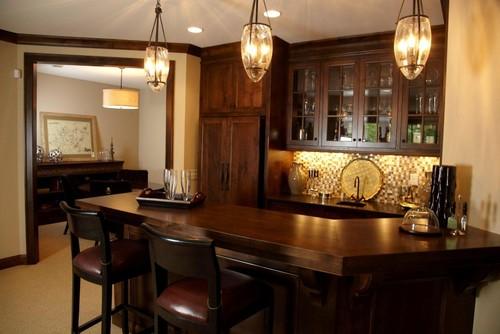 home bar lamp fixture