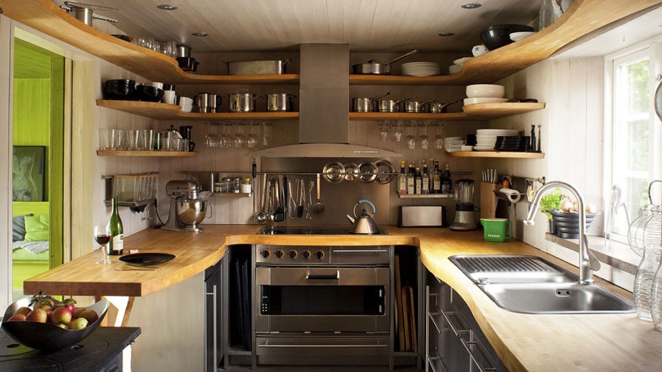 clever storage and kitchen cabinets