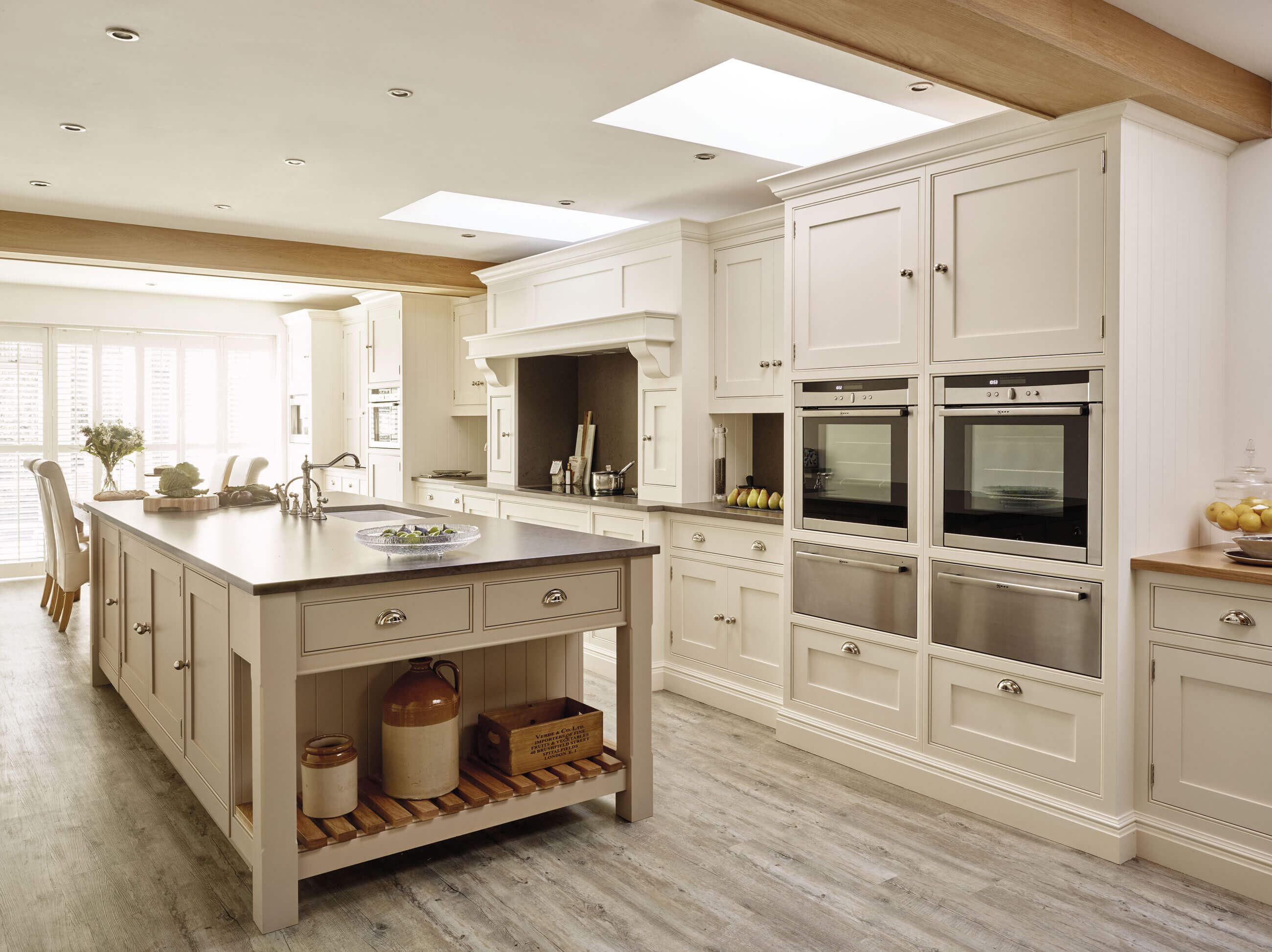 country kitchen concept