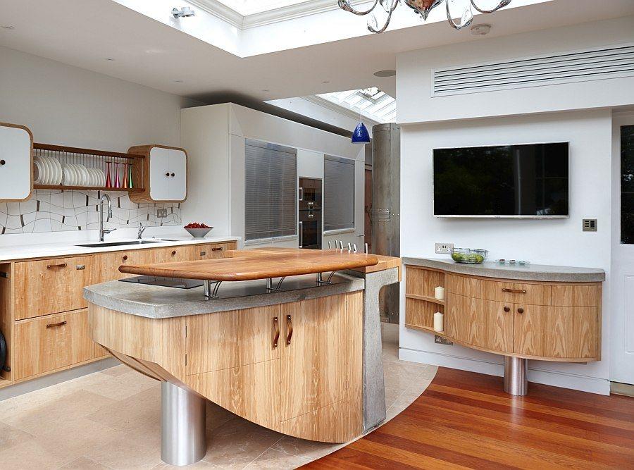 modern kitchen style