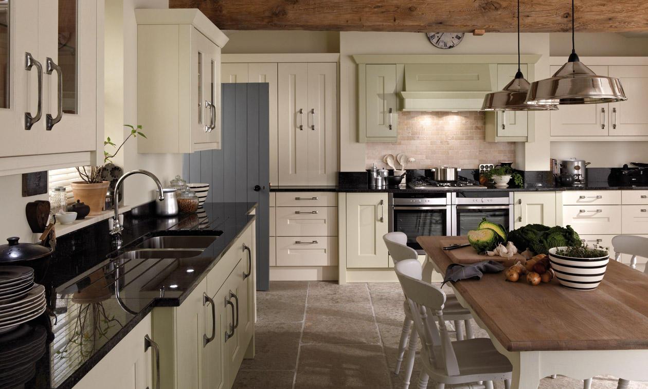 natural kitchen ideas