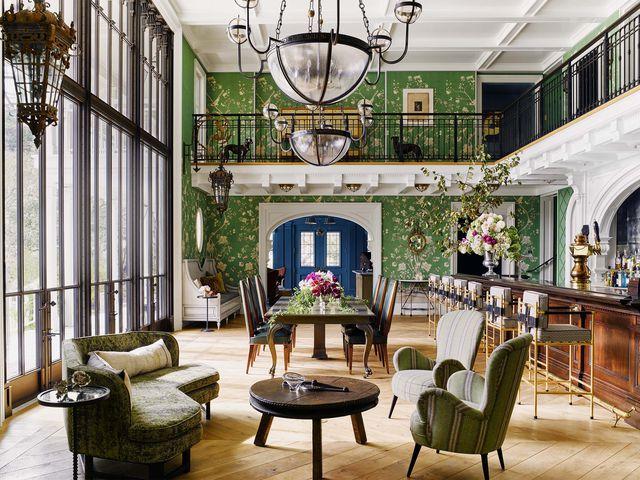 classic room design ideas