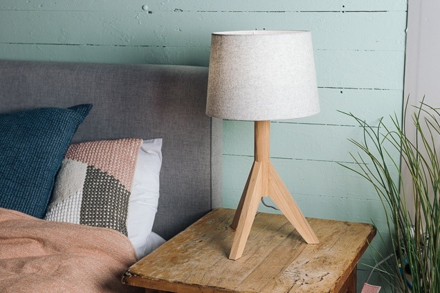 simple bedside lamps