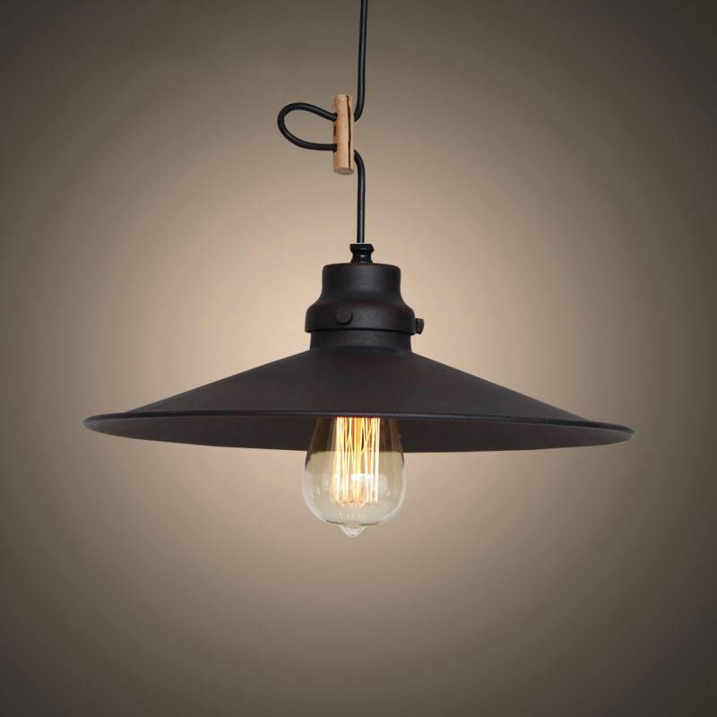 stylistic hanging lamp