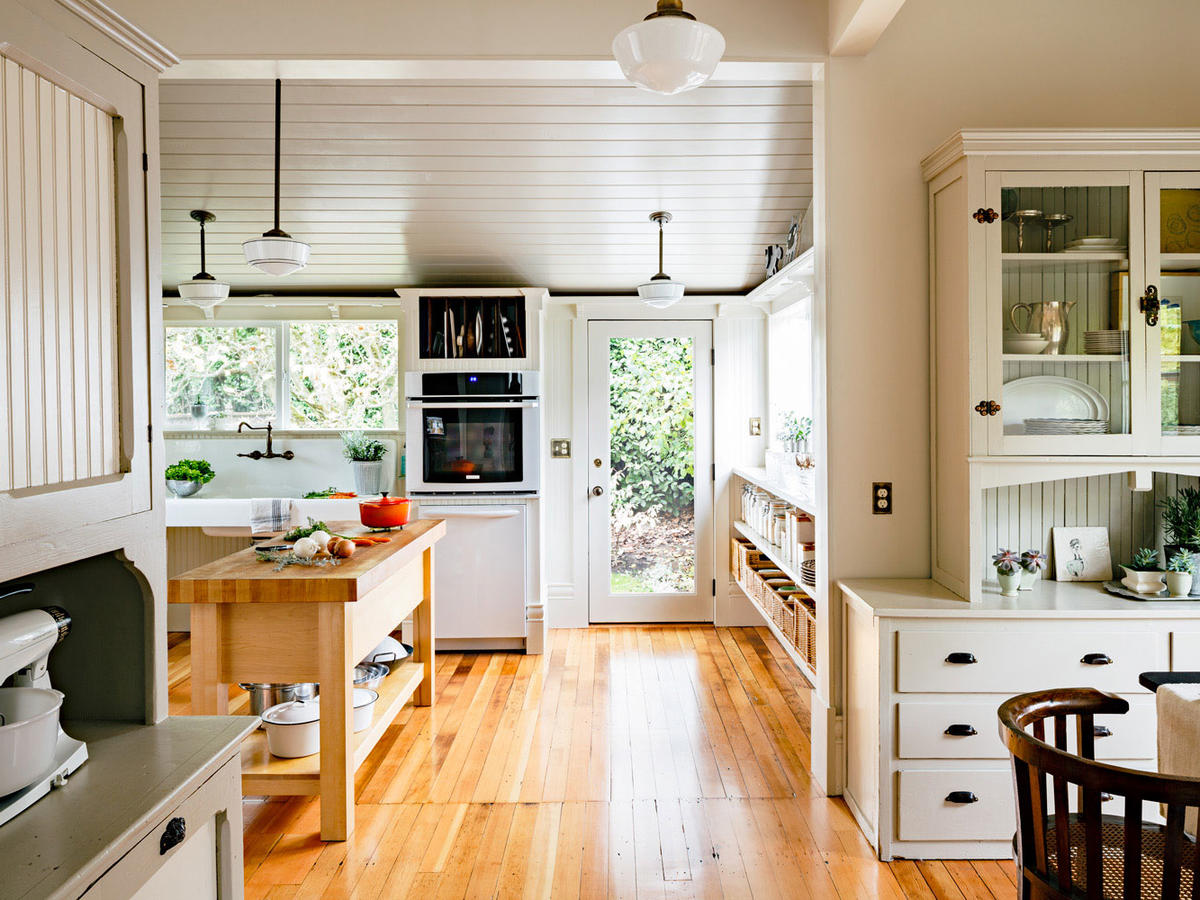 vintage modern kitchen ideas