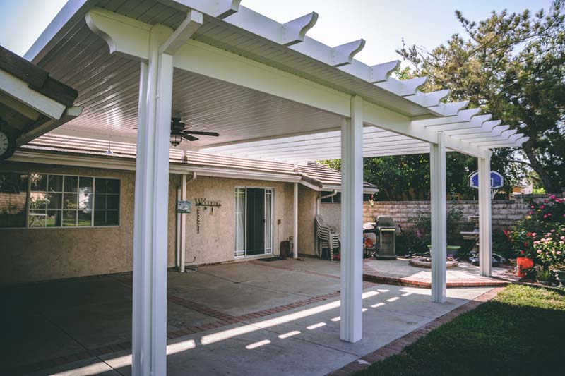 alumawood patio cover