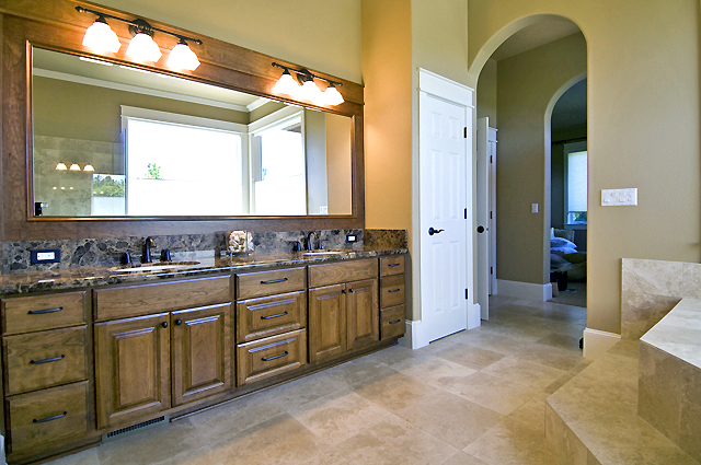 custom kitchens and bathrooms