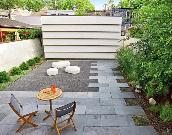 courtyard design inspiration without grass