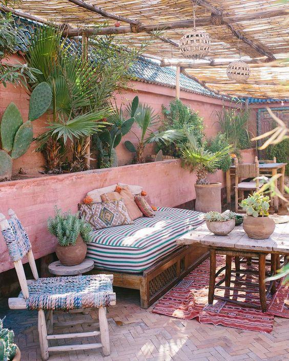 mediteranean patio design ideas for yard design