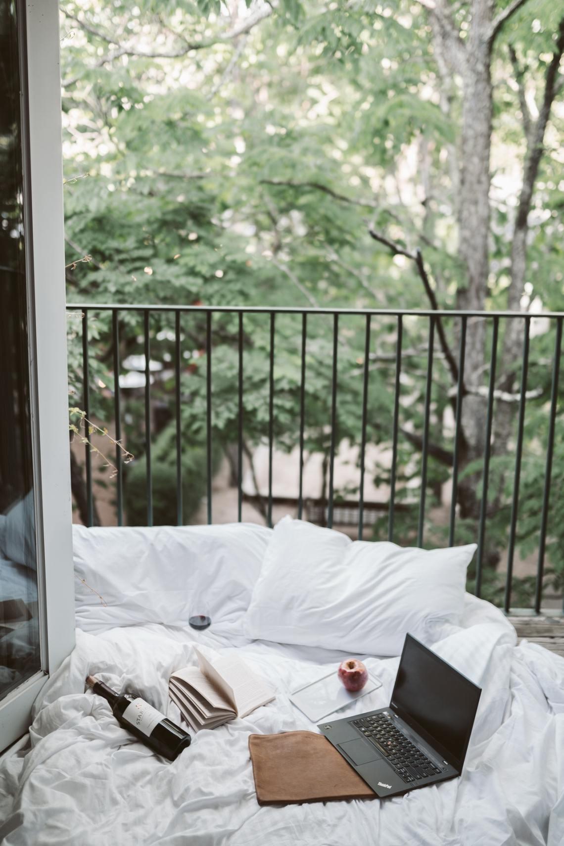 tiny apartment patio ideas