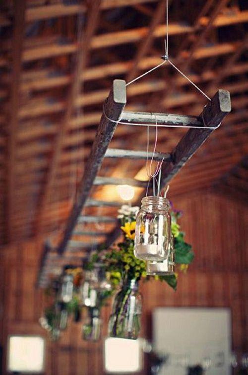 top wooden ladder ideas