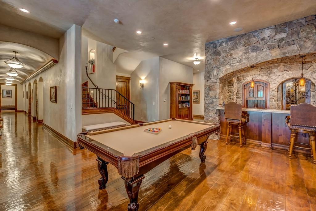 best pool room ideas