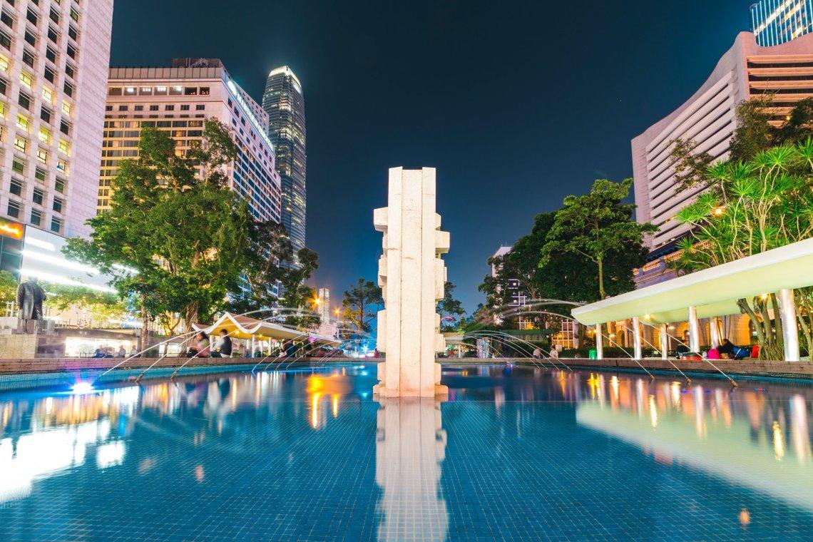 modern garden fountain designs