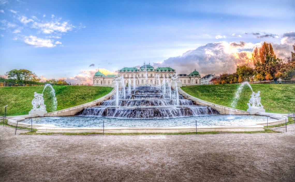 outdoor fountains ideas