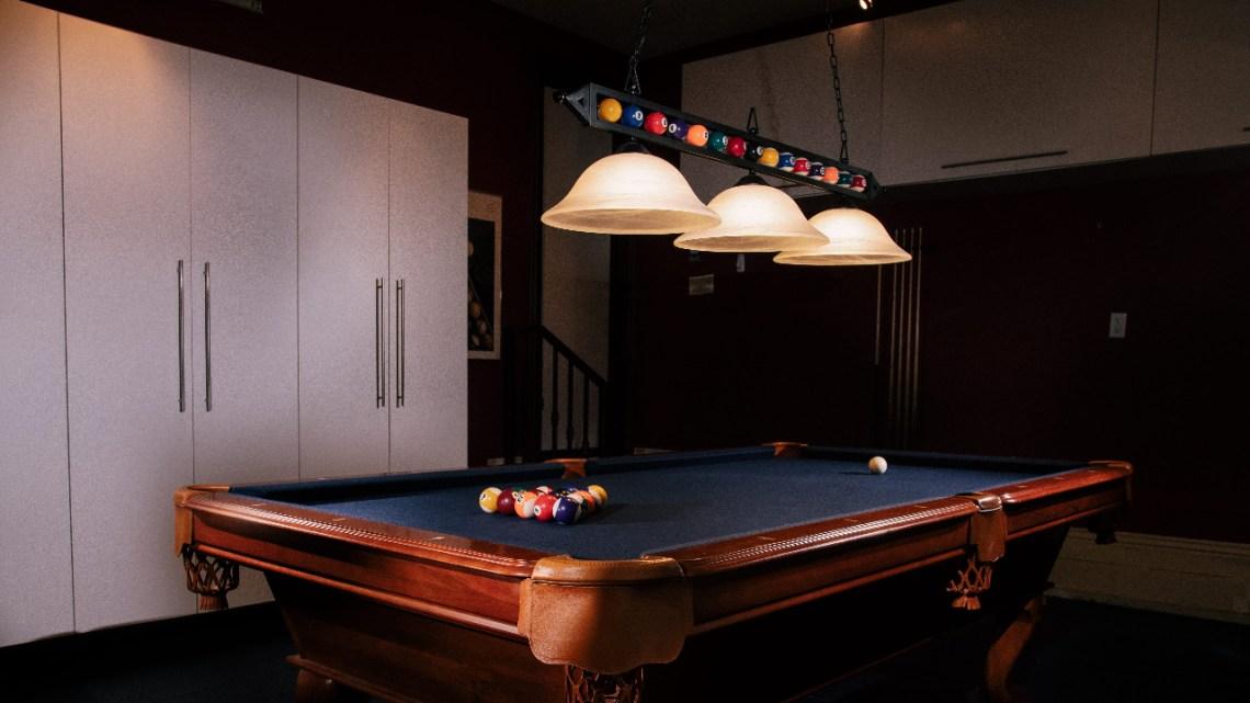 pool room ideas