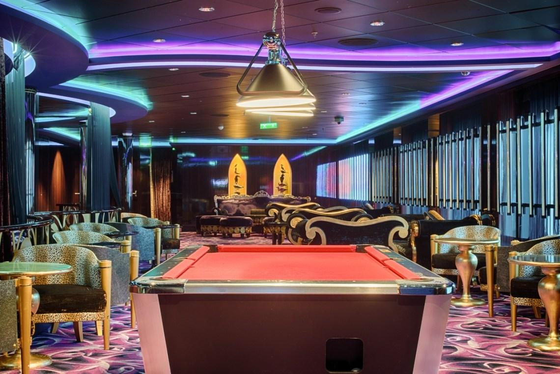pool room tables