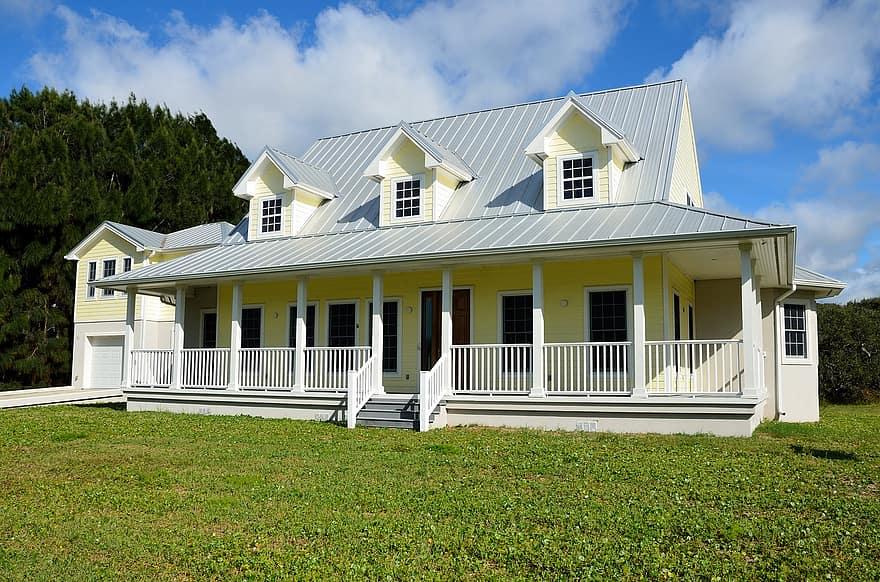 new home for sale mortgage real estate landscape building exterior house estate 1