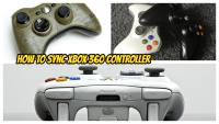How to Sync Xbox 360 Controller