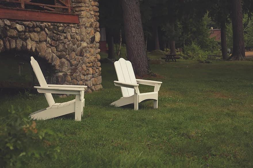 lawn chairs yard grass green summer home outdoor backyard furniture 1
