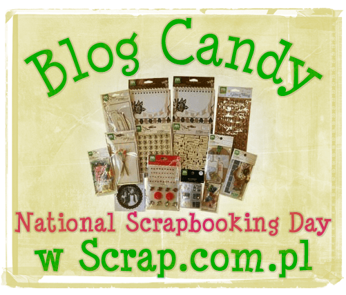 National Scrapbooking Day w ScrapComPl