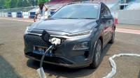 Ilustrasi masa depan mobil listrik Indonesia