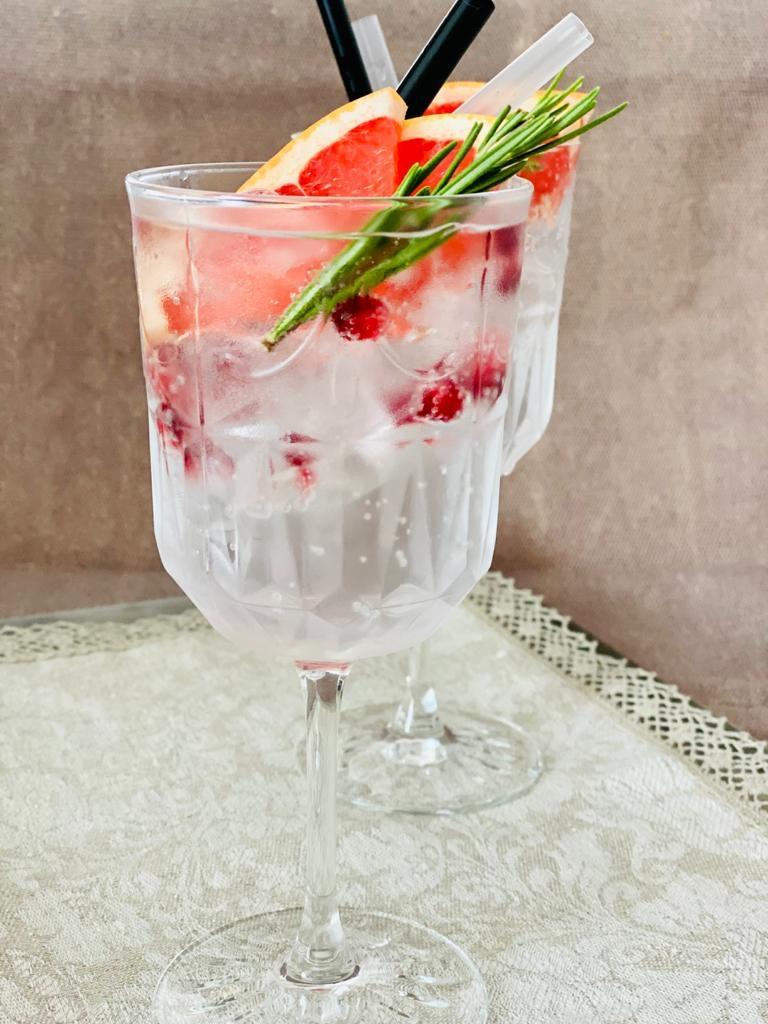 Grapefruit Gin & Tonic