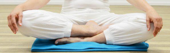 méditer avec ses enfants, position de méditation