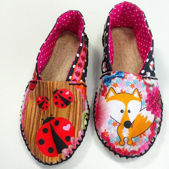 Farbenmix Espadrilles Wettbewerb Schuhe Selber Machen Nahen