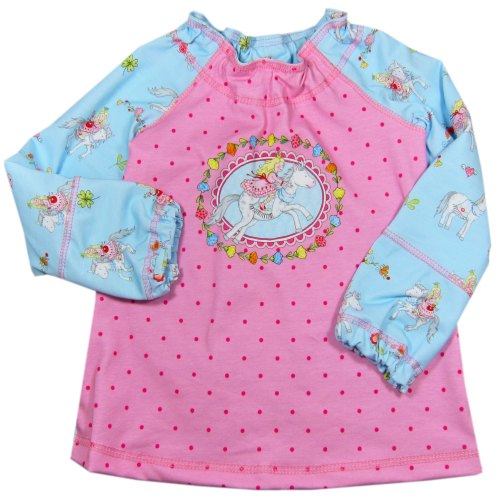GITTA farbenmix Schnittmuster - Mädchen Oberteile - Shirtschnittmuster für Kinder