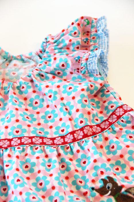 Farbenmix Stylinchen Tini Kleid - Schnittmuster für Mädchen Sommerkleid Tunika