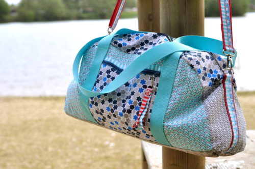 Ebook Taschenschnitt KÖNIG von farbenmix - Taschenspieler - ein Beispiel von Seele und Faden