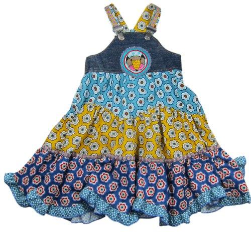 Kleid Sasha von farbenmix Papierschnittmuster Drehkleid, Drehrock,