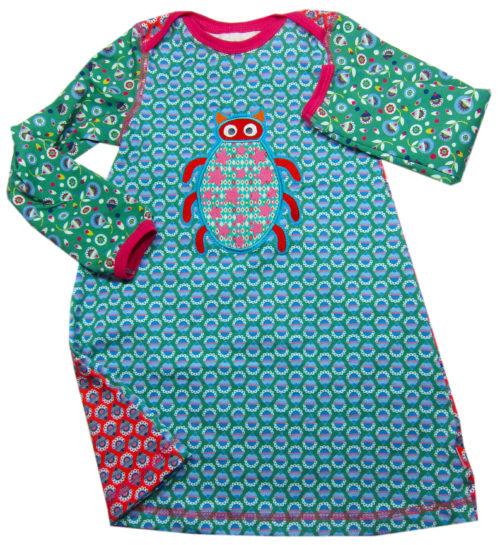 Kleider aus Jersey nähen mit den Schnittmuster und Anleitungen von farbenmix
