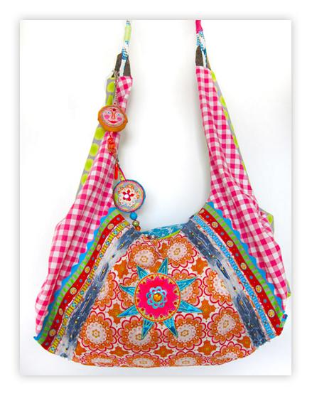Faltentasche AS- Ebook ganz neu bei farbenmix - Taschenspieler Schnittmuster Taschen