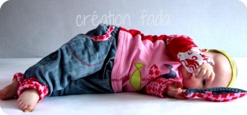 Zwergenverpackung Vol. 2 Näh dir deine Babykleidung selber mit dem Schnittmuster von farbenmix Papierschnittmuster und ebook für 6 Teile