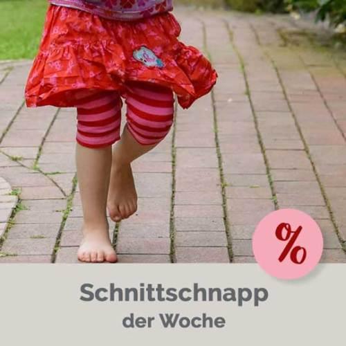 Rock mit Leggings CAROLINE Ebook als SchnittSchnappderWoche