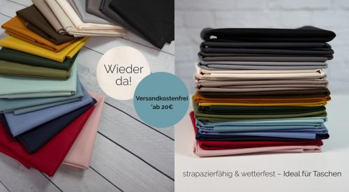 farbenmix taschenstoffe
