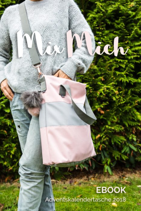 Mix Mich farbenmix Verlosung Adventskalendertasche 2018