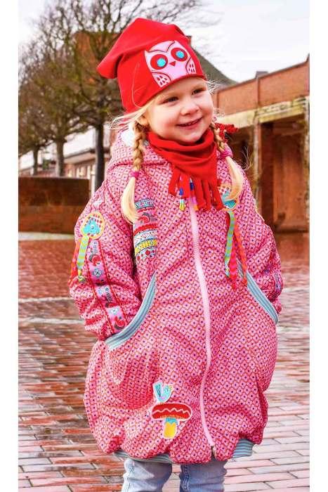 Jacke nähen Übergangsjacke nähen mit polyanna Papierschnittmuster und Ebook Nähanleitung von farbenmix