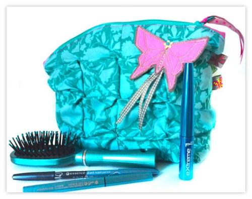 Faltentasche - farbenmix Taschenschnittmuster