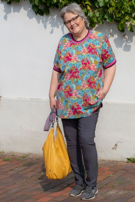 Bengaline als Hosenstoff - Hosenstoffe kaufen bei farbenmix