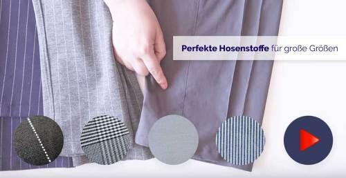 Hosenstoffe bei farbenmix - passende Stoffe für das Schnittmusterkonzept Komfort-Hose von farbenmix