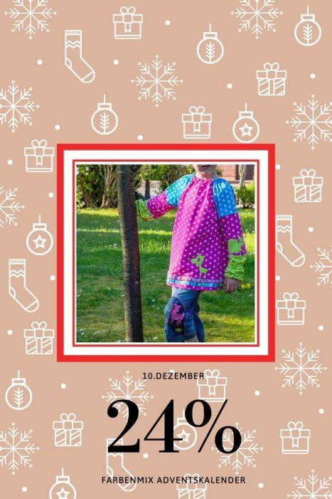 Adventskalender Tag 10 farbenmix Ebook Schnäppchen Gitta