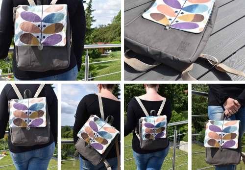 Rucksack Otto ebook erhältlich bei farbenmix Taschen von Puschenhexe