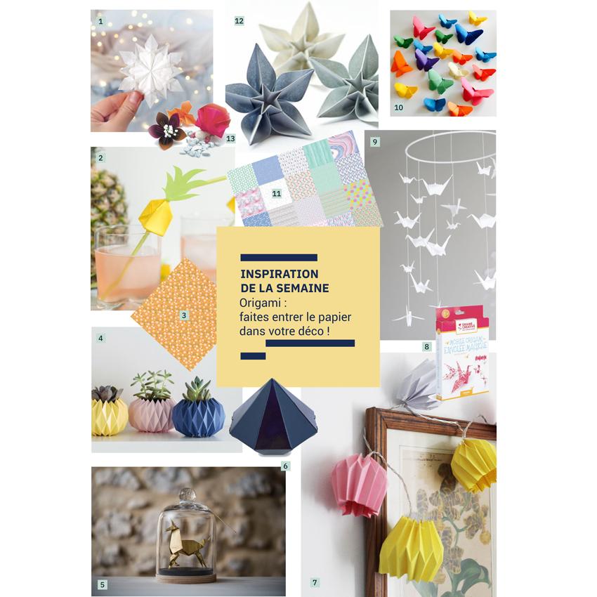 Origami Facile Tout Savoir Sur L Art Du Pliage Inspiration Et Tutoriels