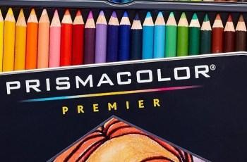 prismacolor colored pencils