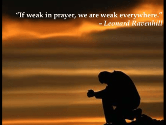 Quotes On Prayers