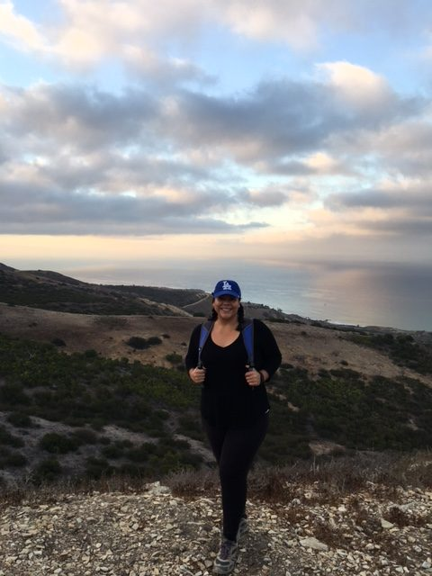 Beach hike in Rancho Palos Verdes