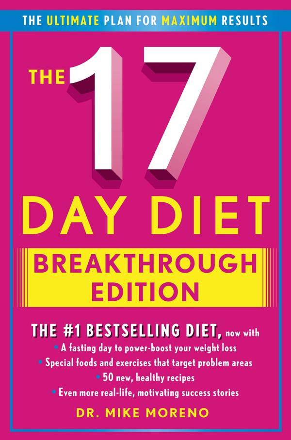 The 17-day diet day three